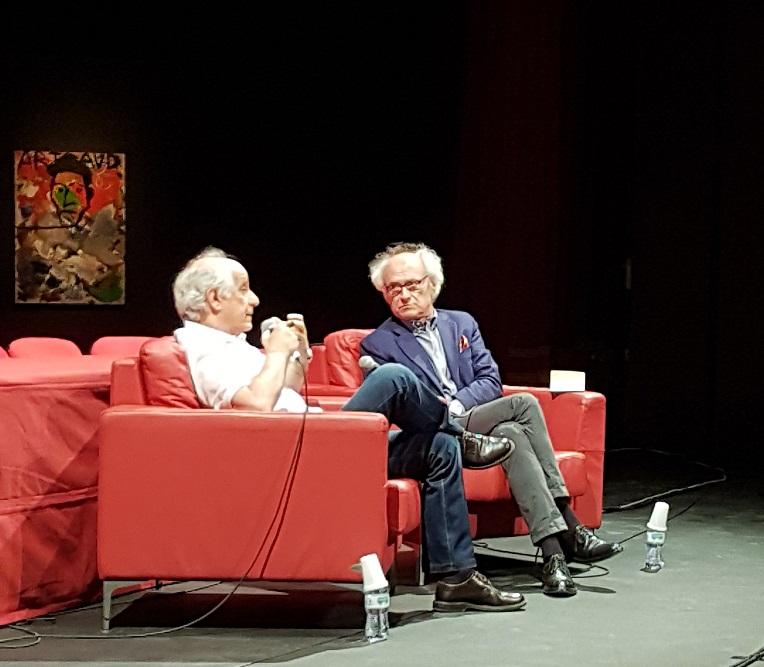 """Da un testo alle emozioni: Toni Servillo all'Unical conclude il convegno su """"Pensare l'attore"""""""