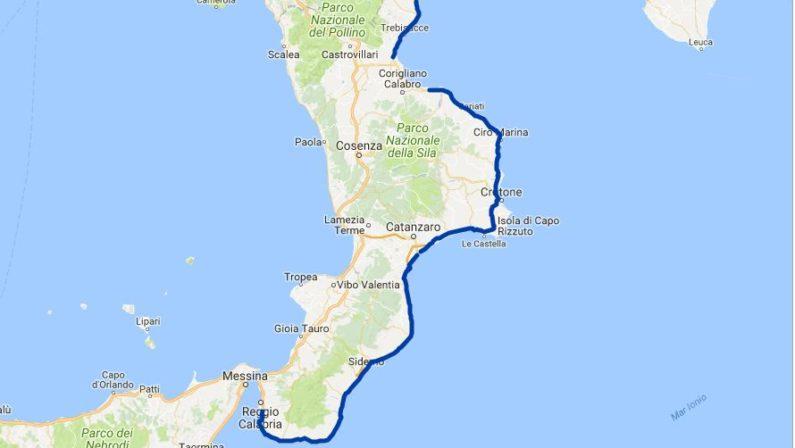 Infrastrutture, in arrivo un miliardo per la 106 jonicaQuattro corsie da realizzare tra Sibari e Rosato Capo Spulico