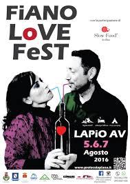 """""""Fiano love fest"""", in Irpinia tre giorni di musica, arte, eno-gastronomia e cultura"""