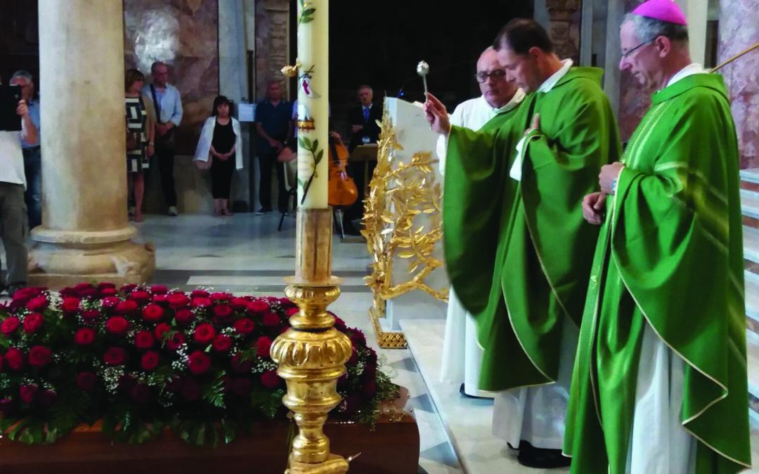 L'ultimo commosso saluto della Basilicata a Ignazio Olivieri  «Per noi e per i suoi malati è stato il buon Samaritano»