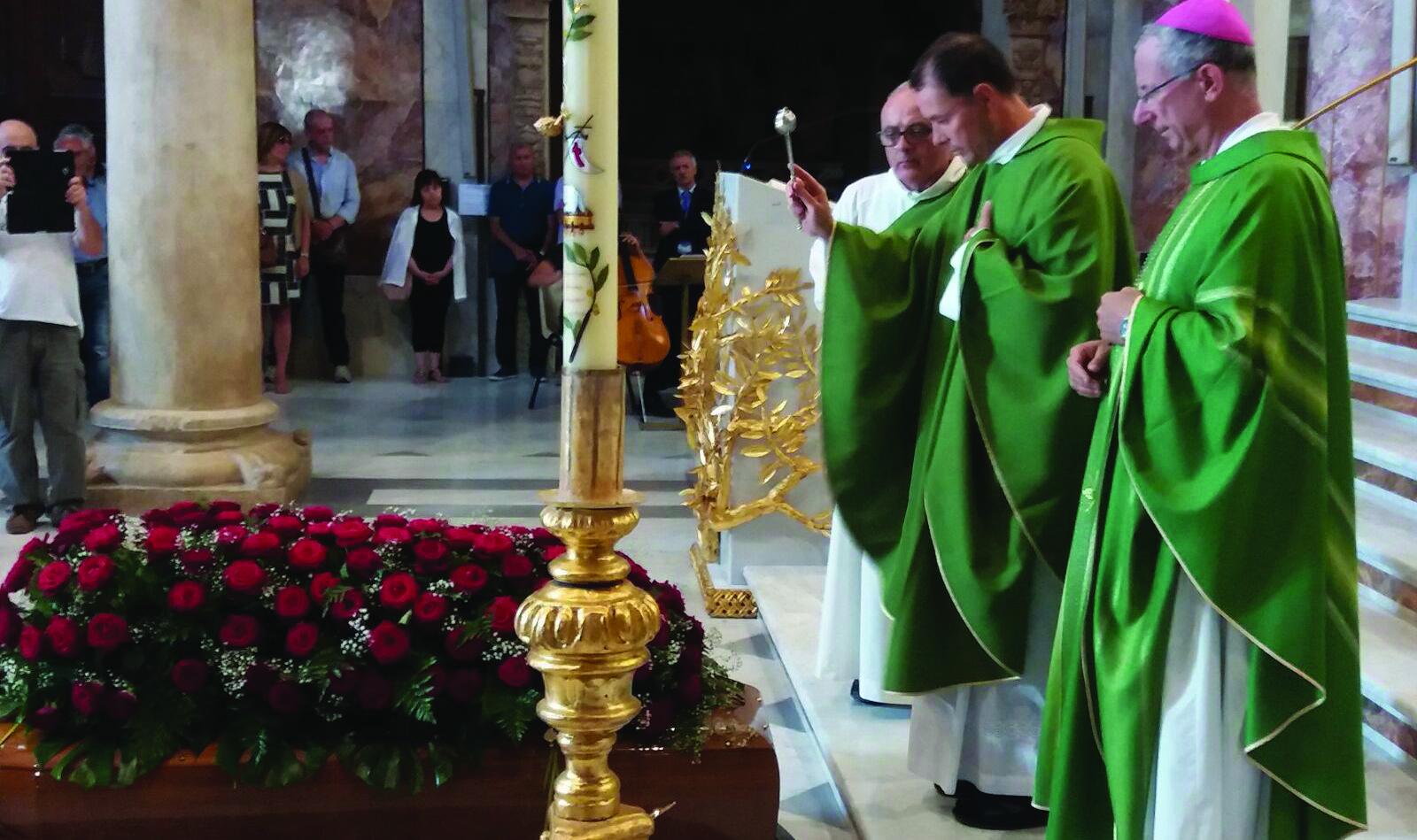 L'ultimo saluto della Basilicata a Ignazio Olivieri«Per noi e i suoi malati è stato il buon Samaritano»