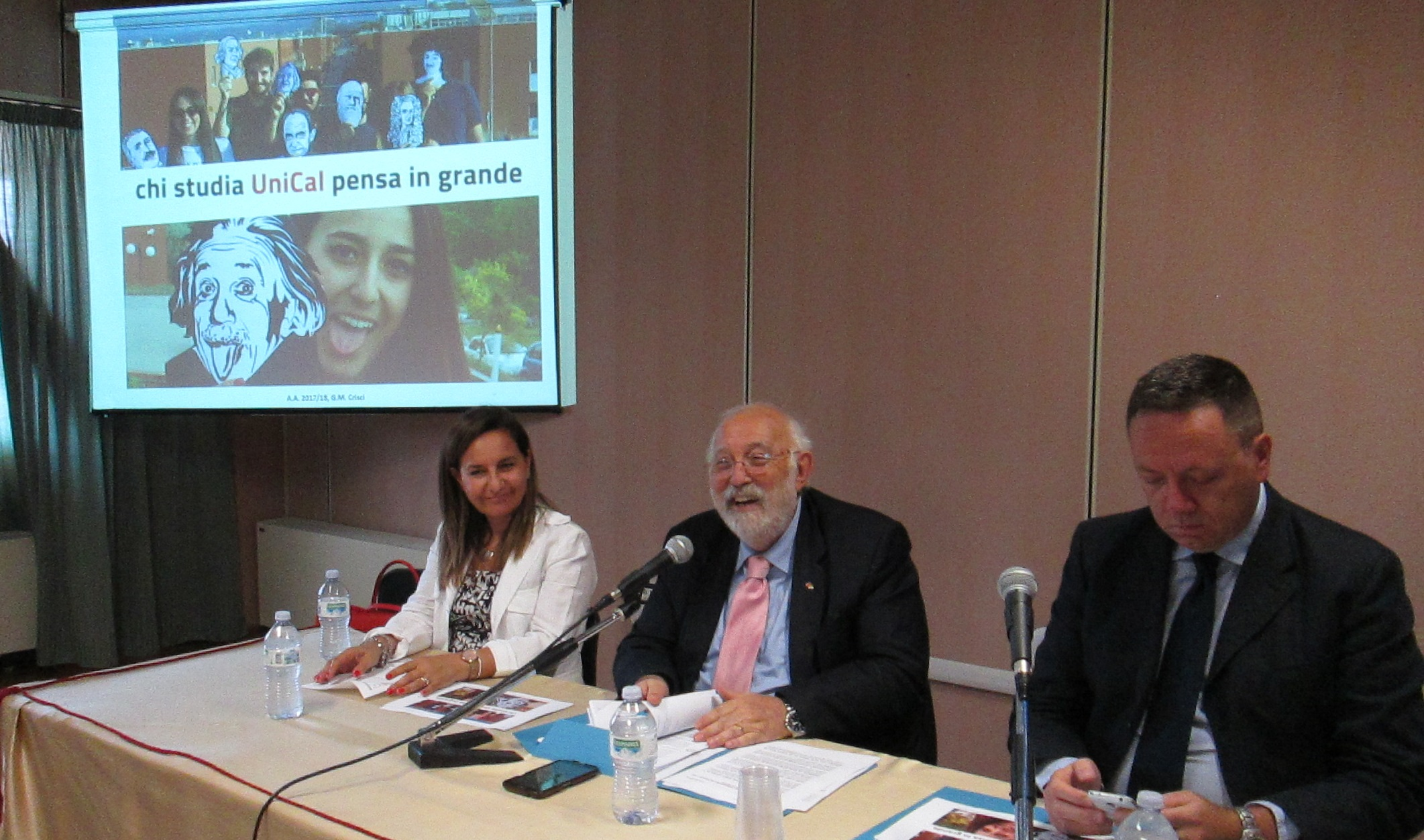 Unical, presentato il bando per le immatricolazioniEsonero per chi ha un Isee fino a 15 mila euro