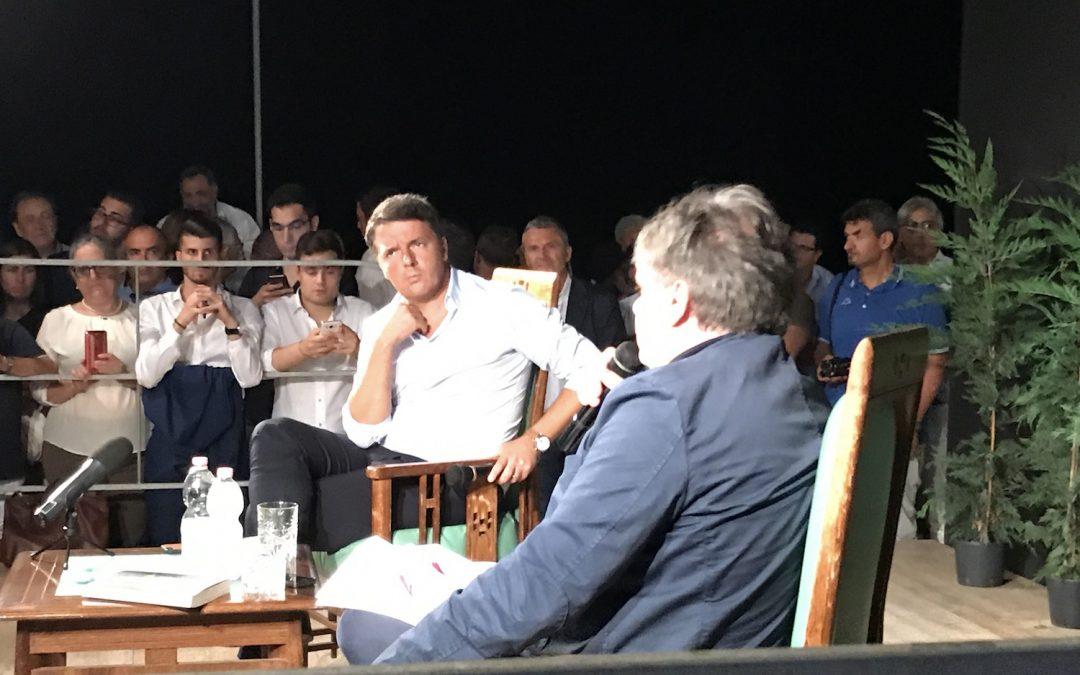 FOTO – Renzi in Calabria rilancia  «Costa e mare straordinari» le immagini
