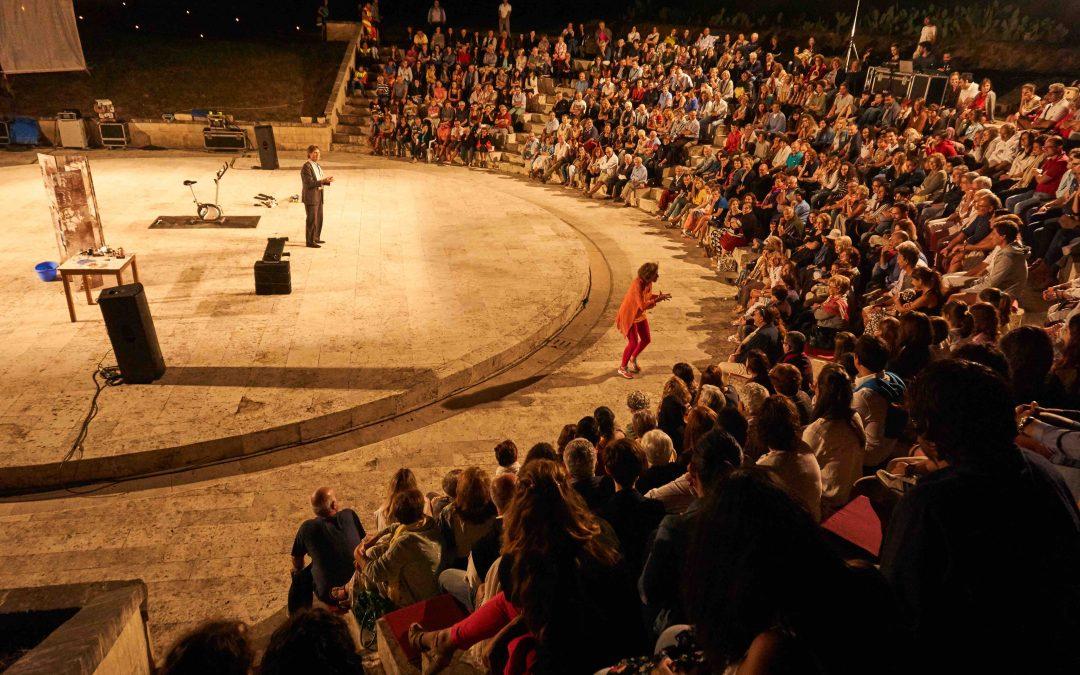 """A Ricadi il festival sulla nuova drammaturgia  Spettacoli mai visti con """"Avvistamenti Teatrali"""""""