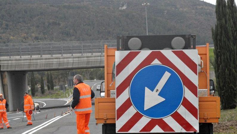 Anas, nuovo piano di manutenzione stradale: 25 milioni per le statali calabresi e 15 per l'A2