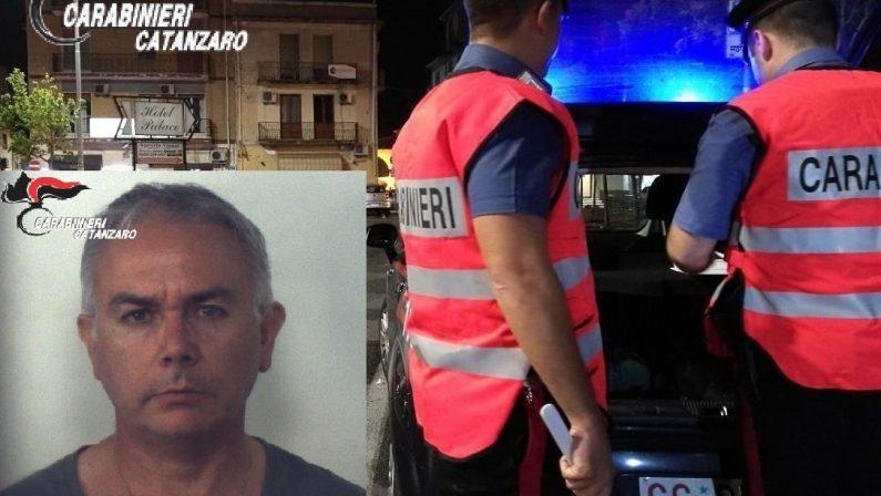 Violenza sessuale su una donna durante spettacoloBloccato a Catanzaro da carabinieri fuori servizio