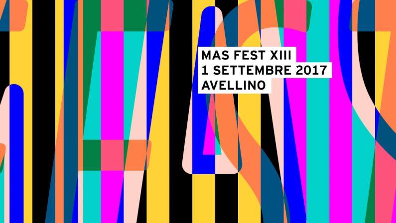 """Avellino, nuova formula,  nuova location e la grande musica internazionale per la tredicesima edizione del """"Mas Fest"""""""