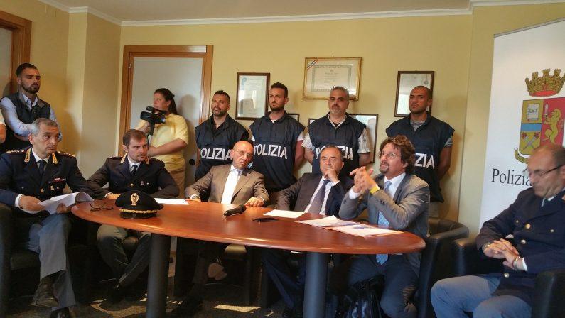 Guerra di mafia nel Vibonese, svolta sugli omicidi   Parlano i collaboratori, otto arresti della polizia