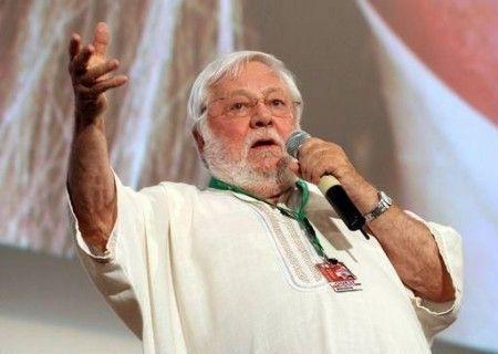 L'ultima volta di Paolo Villaggio in Calabria: «La criminalità? Esiste perchè nessuno si ribella»