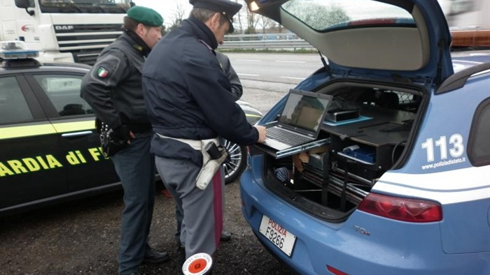 Blitz di Finanza e Polizia, 34 arresti tra Lombardia e Calabria