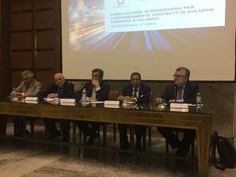 Contratto di sviluppo, intesa al Governo: Campania prima Regione per investimenti