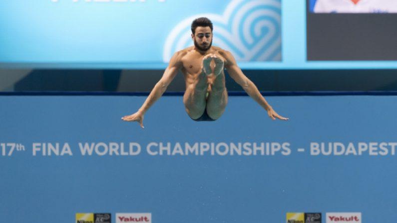 VIDEO - A Cosenza i Campionati nazionali estiviIl tuffo del campione Giovanni Tocci