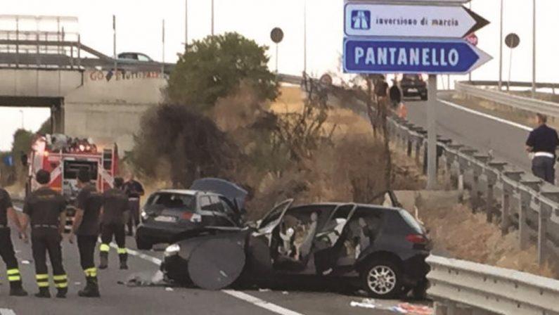 Domenica di sangue in Basilicata: 2 morti e 12 feriti in 3 incidenti su Matera-Metaponto, Ofantina e Jonica