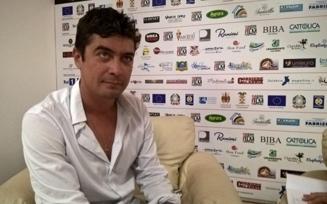 Scamarcio special guest al Magna Graecia Film Festival  Il Riccardo che non ti aspetti nell'intervista al Quotidiano