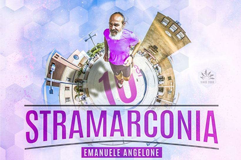 StraMarconia, 1000 runner a Pisticci nel ricordo di Emanuele Angelone