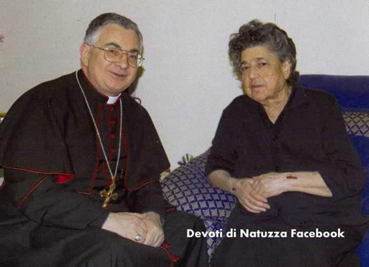 Beatificazione Natuzza Evolo, decisione a sorpresa del vescovoIl tribunale si riunirà alla Fondazione Cuore Immacolato