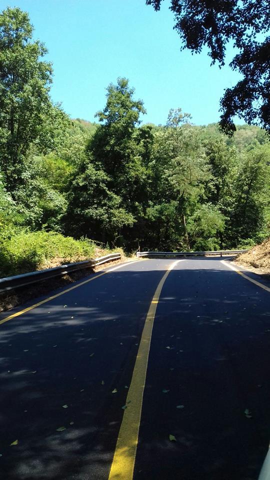 Viadotto Cannavino, apertura per metà settembreLavori continuano ma esclusi pericoli su stabilità