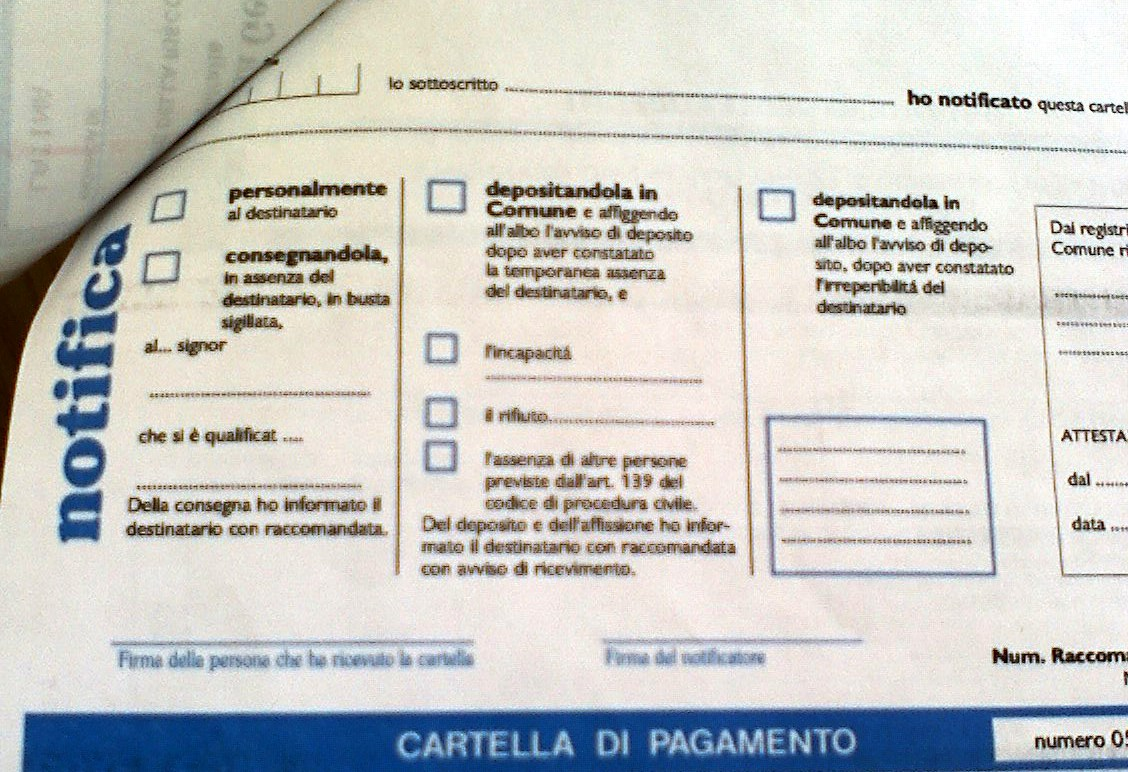 Anche il Fisco va in ferie nel mese di agostoSospese le notifiche in Calabria per 22 mila cartelle