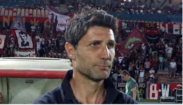 Calcio, il Cosenza esonera Fontana: è caccia aperta al successore per la panchina rossoblù