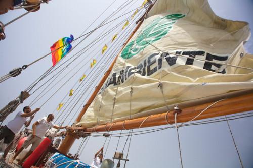 Goletta Verde fa tappa in Calabria, a Corigliano RossanoTre giorni di appuntamenti e incontri pubblici