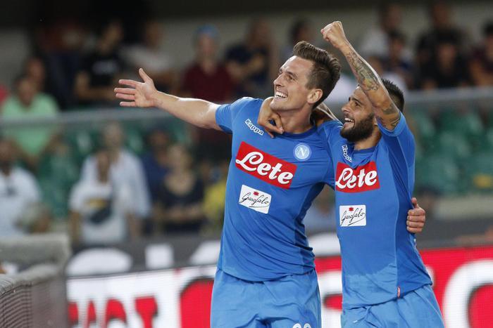 Calcio Napoli - Vincere per due motivi: ADL ed Europa!