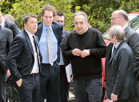 Fca, il tributo della Basilicata a Sergio Marchionne. Melfi si ferma per lutto