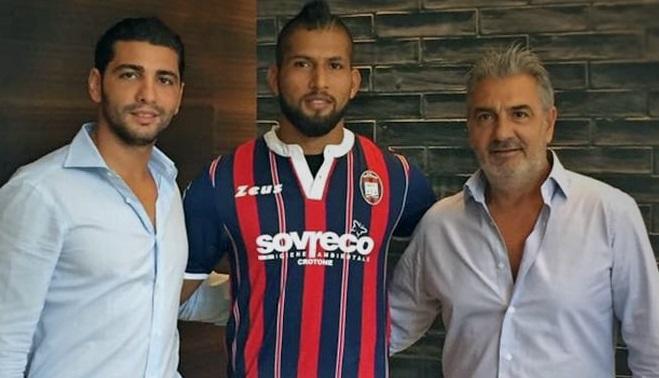 Serie A, il calciomercato porta rinforzi al CrotoneE' fatta per Aristoteles Romero e per Tumminello