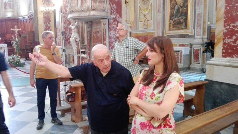 """Le telecamere di """"A sua immagine estate"""" a Rossano  Oggi la trasmissione di Rai 1 sulla città calabrese"""