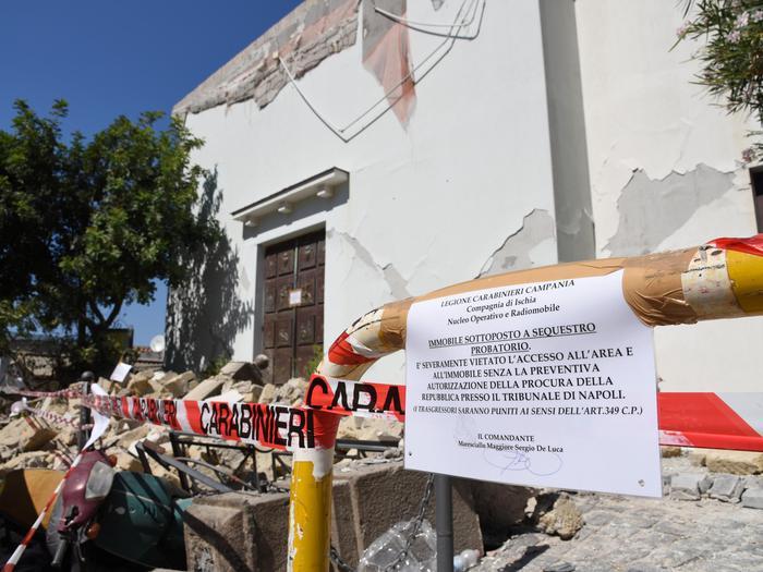 Terremoto, l'allarme dei geologi: la Basilicata è ferma nella prevenzione