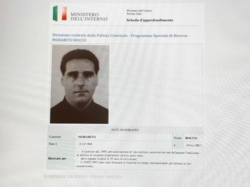 FOTO – Arrestato il super latitante Rocco Morabito, la villa in cui viveva e il materiale sequestrato