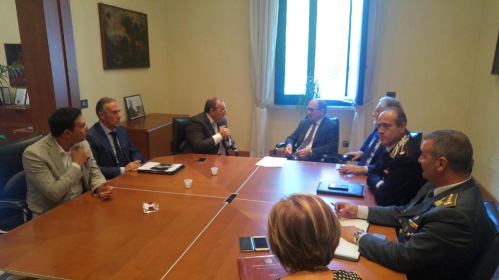 La riunione del Comitato a Reggio Calabria