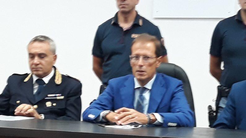 Cosenza, arrestati due presunti piromaniDistrutta area boschiva di 1.500 metri quadrati