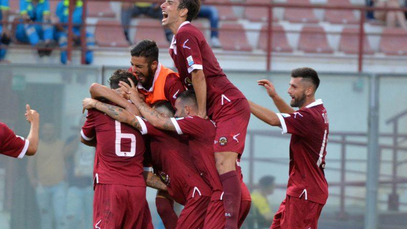 Serie C, colpo del Rende: i biancorossi battono l'Akragas in trasferta. Stasera il derby Reggina-Cosenza