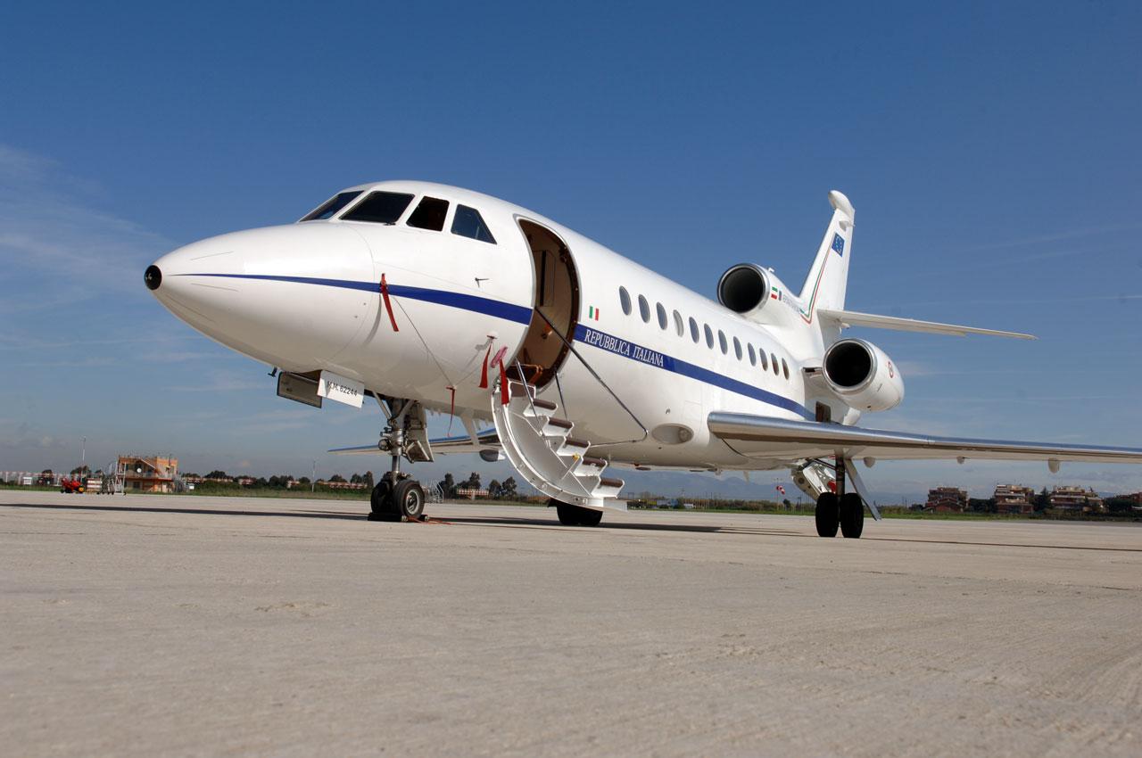 Reggio Calabria, trasporto d'urgenza per una bambinaAttivata l'Aeronautica militare per raggiungere Roma