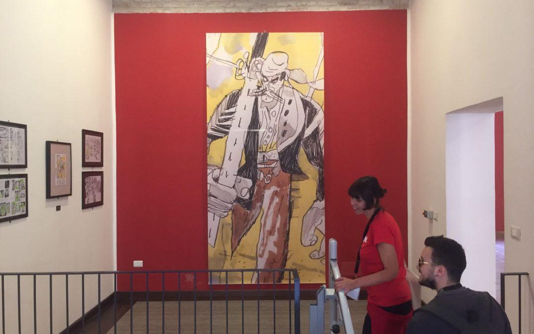 Riparte oggi a Cosenza il Festival del Fumetto  Tre giorni dedicati alle storie in striscia