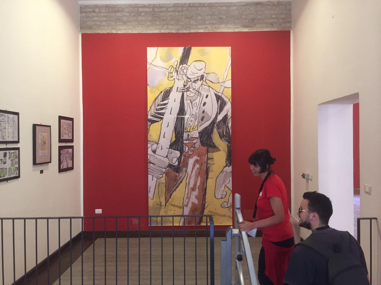 Riparte oggi a Cosenza il Festival del FumettoTre giorni dedicati alle storie in striscia