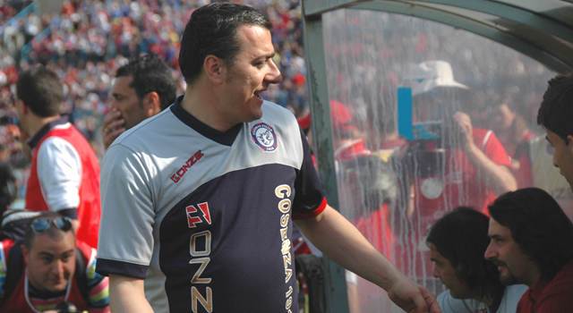 Il calabrese esperto di calcio che incanta gli arabiIl rendese Mangiarano illustra il modello italiano