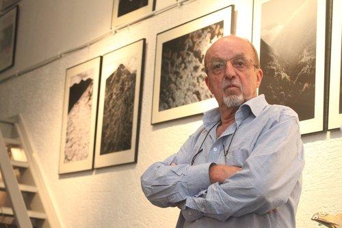 Il nipote del pittore Renoir arriva nel Viboneseper visitare i luoghi in cui ha soggiornato il nonno