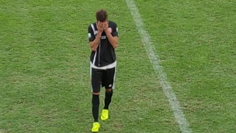 Calcio Serie C, la Reggina torna da Fondi con tre puntiRende alla terza sconfitta, male Cosenza e Catanzaro