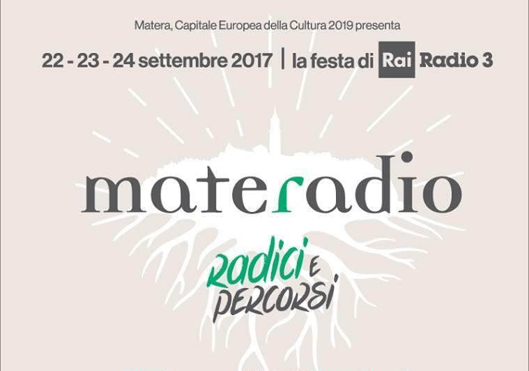 Torna Materadio: weekend tra i Sassi per festa di Rai Radio3