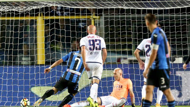 Serie A, goleada dell'Atalanta contro il CrotoneNulla da fare a Bergamo per gli uomini di Nicola