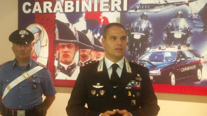 Carabinieri Matera, Sighinolfi si presenta: non solo 2019, prioritaria nuova caserma Scanzano
