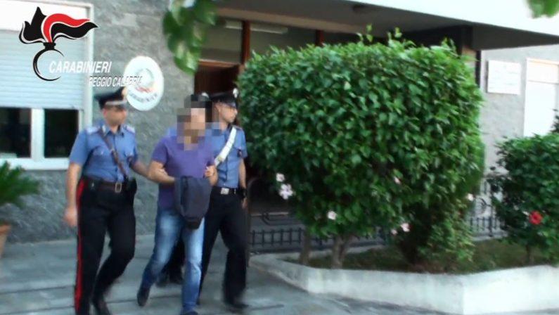 VIDEO - Gestivano lo spaccio della droga nell'alto Ionio Reggino: due arresti