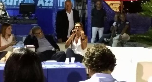 VIDEO -Contestata la deputata Bruno Bossio (Pd) durante un dibattito a Diamante