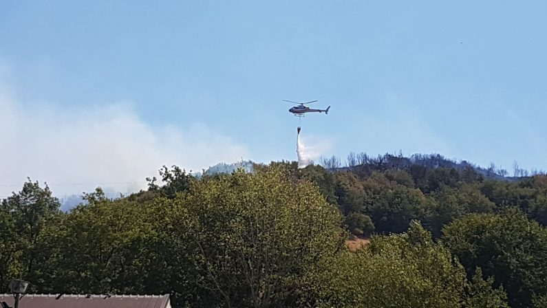 Truffa a Protezione civile per la gestione degli incendiA Catanzaro rinviate a processo quattro persone
