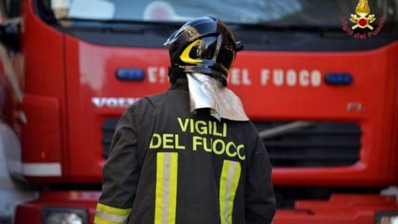 Rottura a condotta di gas durante lavoriEvacuate 60 persone nel Vibonese