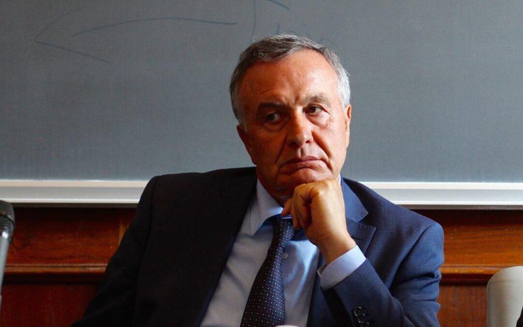 «Bardi un console col futuro altrove», Bubbico rompe il silenzio e indica la strada per uscire dalla crisi
