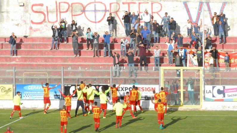 Il Punto sulla Serie D. La Vibonese che non decollaIl Messina in crisi:un derby che ritorna dopo venti anni