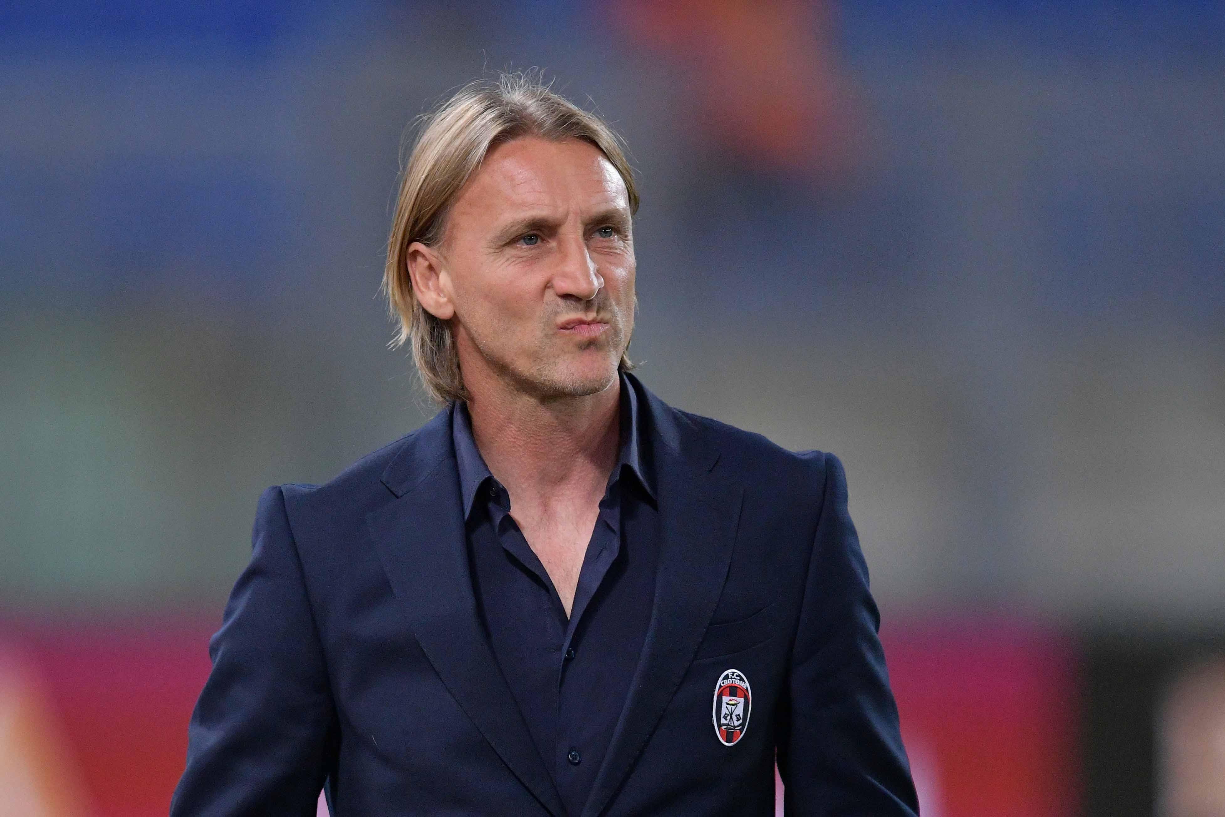 Crotone, arriva la Fiorentina. Nicola chiama i tifosi: «Mettiamo a frutto i nostri miglioramenti»