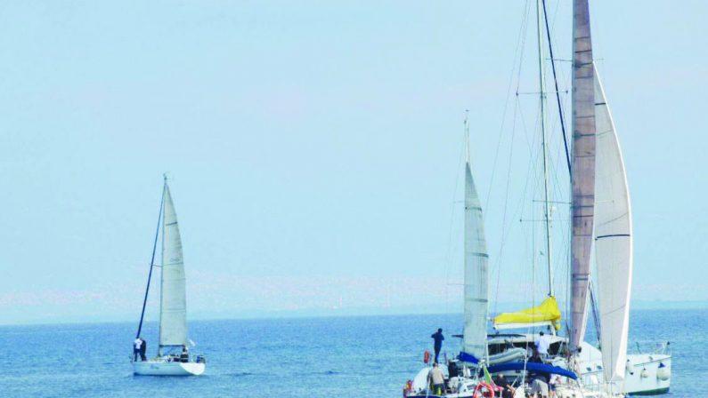 Torneo velico d'altura, un avvincente spettacolo nelle acque di Vibo Marina